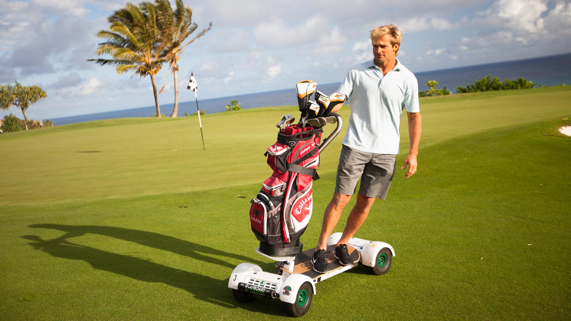 GolfBoards Are at Legacy Golf Club!